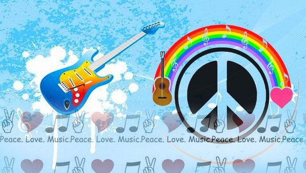 PEACE ♥ LOVE ♥ MUSIC